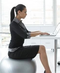 10 Benefits Of Using A Ball Chair