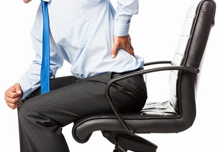 Back Pain Chairs how to improve sitting with a ball chair
